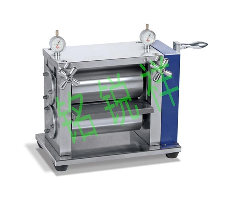 手动立式对辊机MRX-SG100L