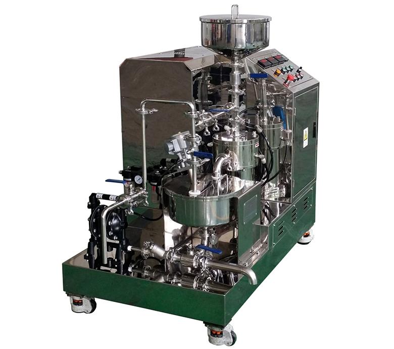 东莞均质机(高速超微分散机)MRX-CW-50