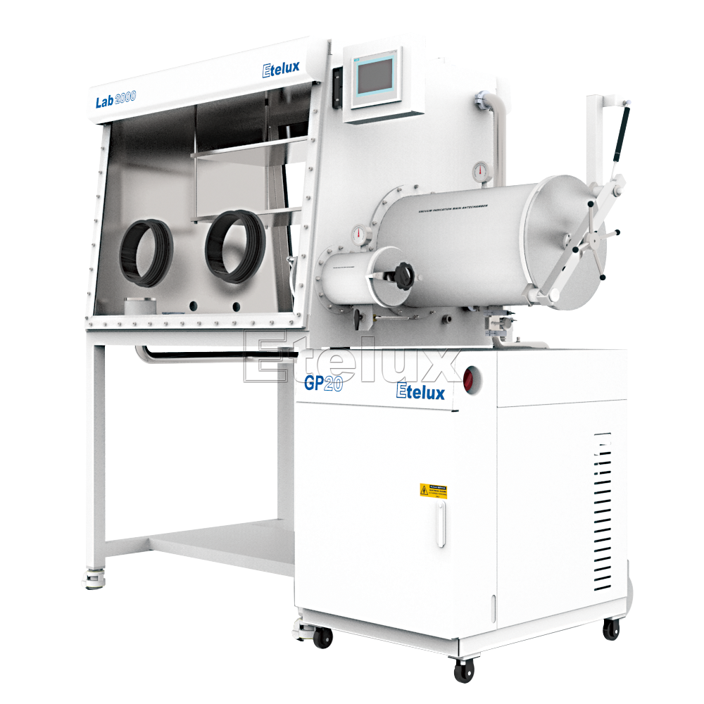 东莞Lab2000单工位一体式单面手套箱