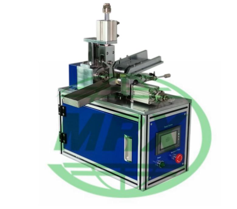 自动圆柱电池滚槽机MRX-ZDGC700